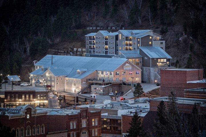 Holiday Inn Resort Deadwood Mountain Grand Deadwood Sd 1906 Deadwood Mountain 57732