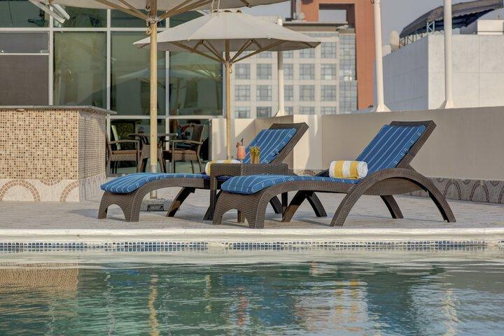 Flora Grand Hotel Dubai Near Al Rigga Metro Station 120328