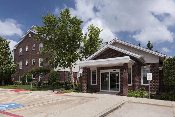 Towneplace Suites Dallas Arlington North Arlington Tx 1709 East Lamar 76006